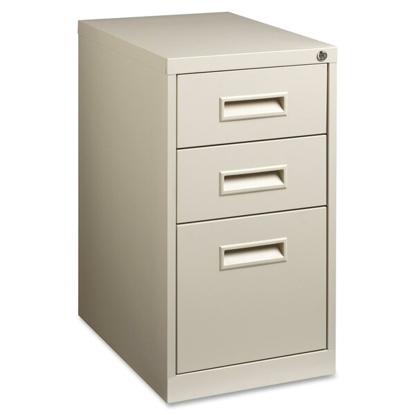 3-Drawer Box/Box/File Mobile Pedestal Files by Lorell