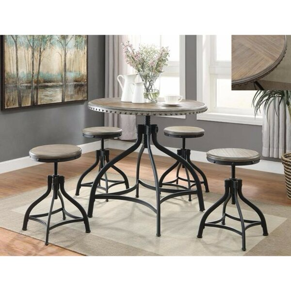 Merrick Road 5 Piece Dining Set by Williston Forge
