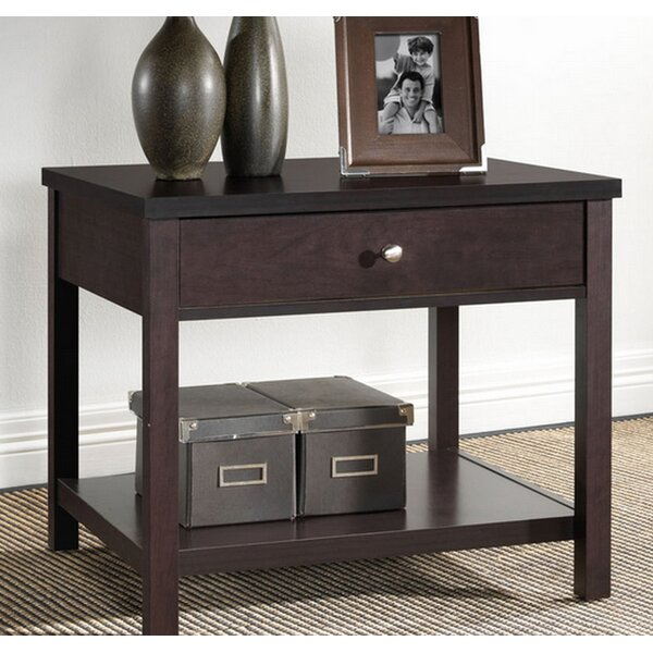 Funchess Modern End Table With Storage By Latitude Run