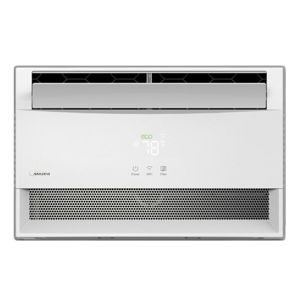 Kool King 10,000 BTU Energy Star Window Air Conditioner with WiFi Control by Midea