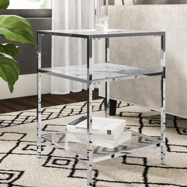Seacliff End Table by Orren Ellis