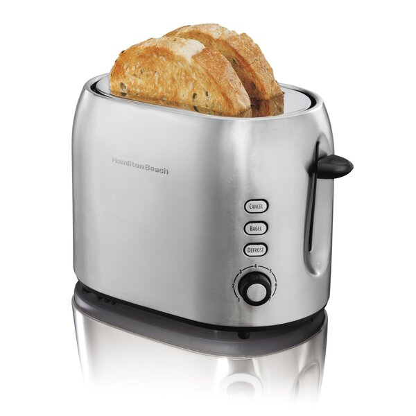 2 Slice Toaster by Hamilton Beach