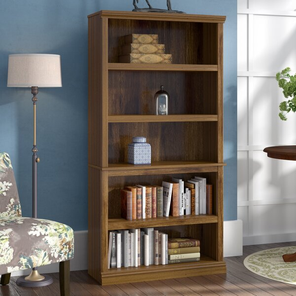 Abigail Standard Bookcase by Three Posts