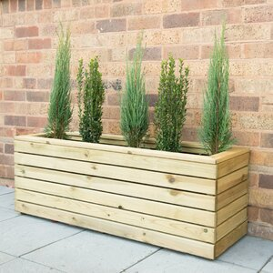 Pots planters for Wayfair garden box