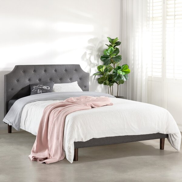 Susannah Upholstered Bed by Winston Porter