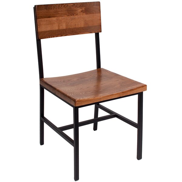 Memphis Solid Wood Dining Chair by BFM Seating