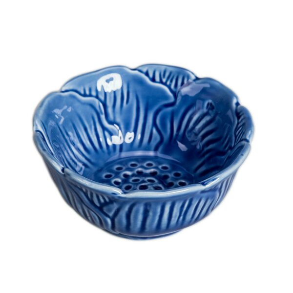 Embossed Flower 4 oz. Soup Bowl (Set of 4) by Birch Lane™