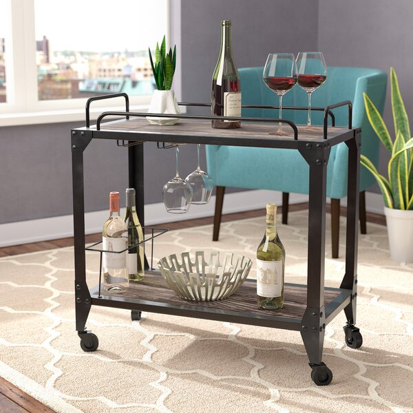 Lytham Bar Cart By Williston Forge