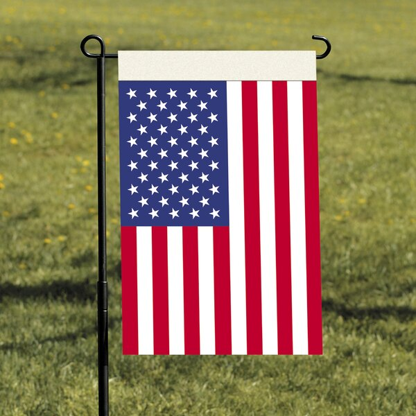 United States Garden Flag by BSI Products