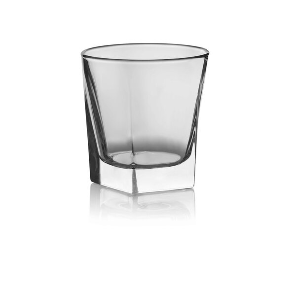 Craft Spirits Bourbon Rocks 12 Piece 12.25 oz. Glass Liqueur Glass Set by Libbey