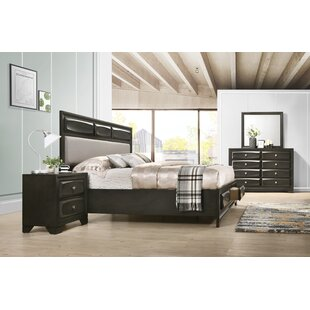 Beagan Platform 4 Piece Bedroom Set By Winston Porter