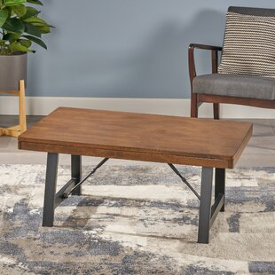 Affordable Price Conner Coffee Table By Williston Forge