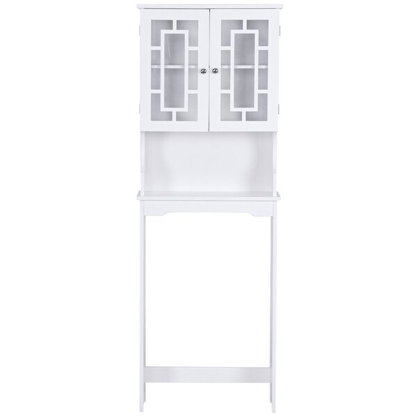 Bedarra 23.5 W x 67 H x 9 D Over-the-Toilet Storage