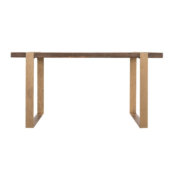 Begley Reclaimed Solid Wood Dining Table by Foundry Select