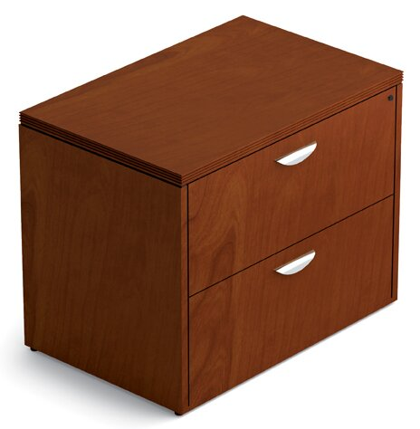 Ventnor 2-Drawer Lateral Filing Cabinet by Offices To Go