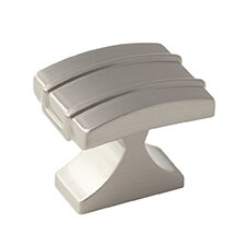 Davenport Rectangular Novelty Knob by Amerock
