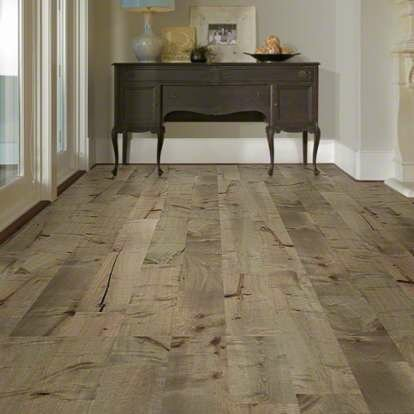 7 Engineered Maple Hardwood Flooring in Vista by Shaw Floors