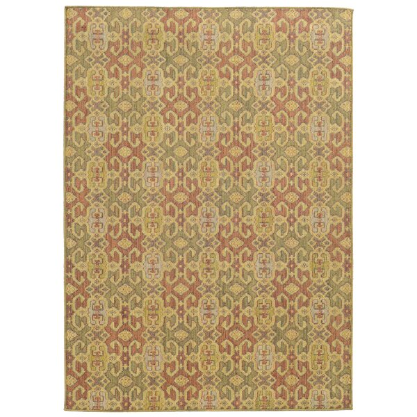 Tommy Bahama Cabana Pink/Green Indoor/Outdoor Area Rug by Tommy Bahama Home