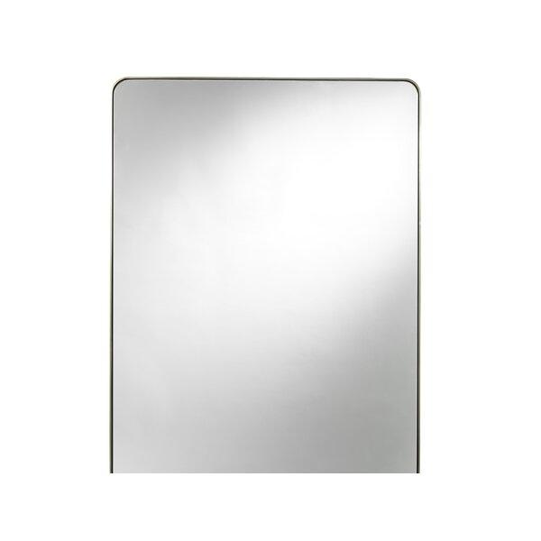 Rectangle Metal Accent wall  Mirror by Brayden Studio