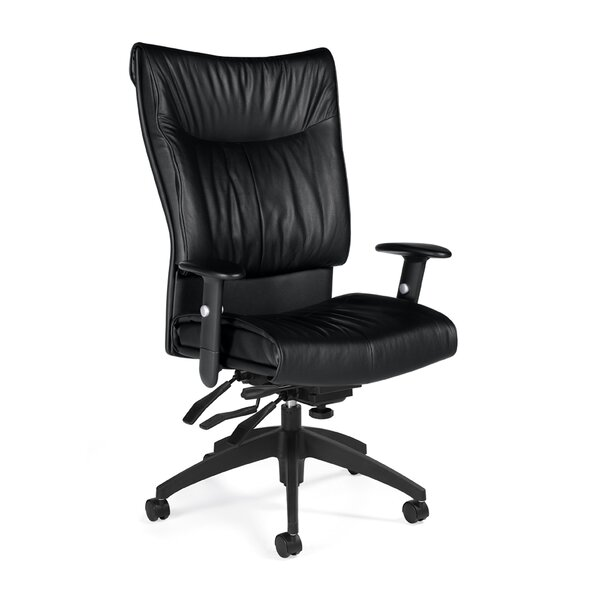 Softcurve Executive Chair by Global Total Office