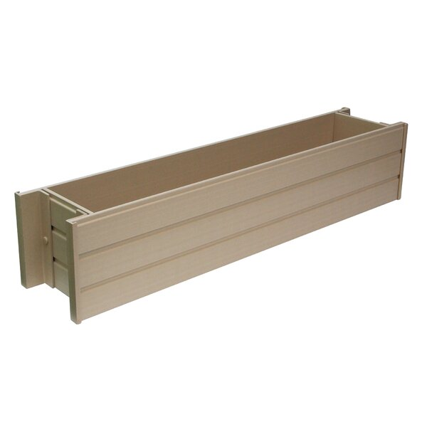 Rectangular Window Box by New Age Garden