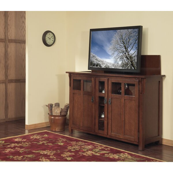 Bungalow TV Stand for TVs up to 60