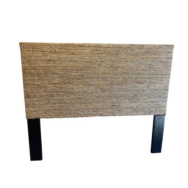 Abaca Seagrass Panel Headboard by Bayou Breeze