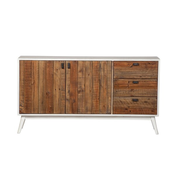 Camren Reclaimed Pine Sideboard by Gracie Oaks Gracie Oaks