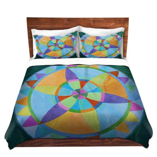 Mandala I A Duvet Cover Set