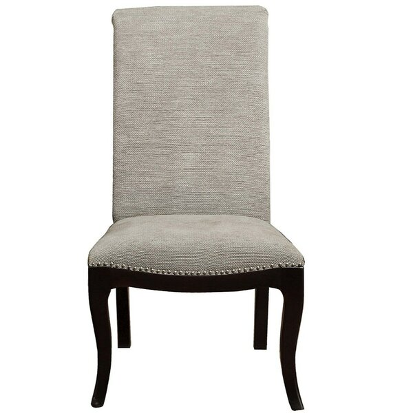 Blanton Upholstered Dining Chair (Set of 2) by Alcott Hill
