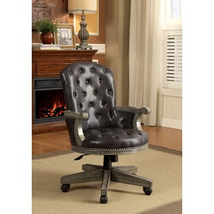 Review Albermarle Executive Chair by Darby Home Co