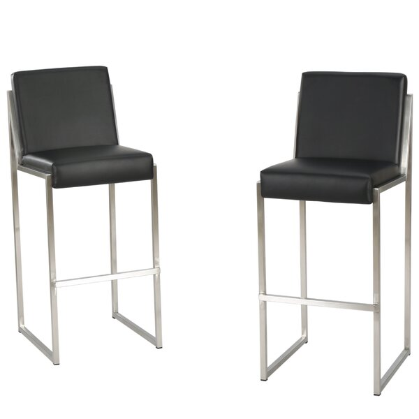 Marisol 29.5 Bar Stool (Set of 2) by Latitude Run