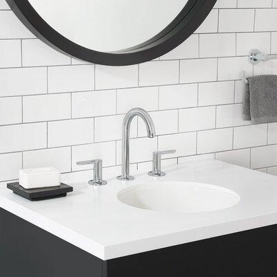 K-T197-BN,CP Kohler Falling Water Water Wall-Mount Bathroom Sink ...