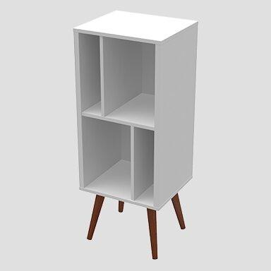 Marlena Standard Bookcase By Brayden Studio