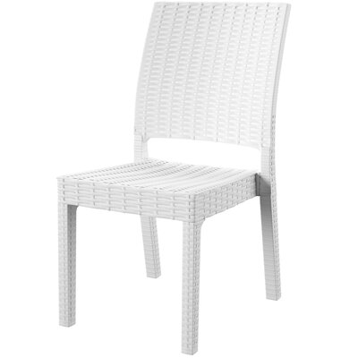 Pleasing Mercury Row Jayne Stacking Patio Dining Chair Set Of 2 Color Camellatalisay Diy Chair Ideas Camellatalisaycom