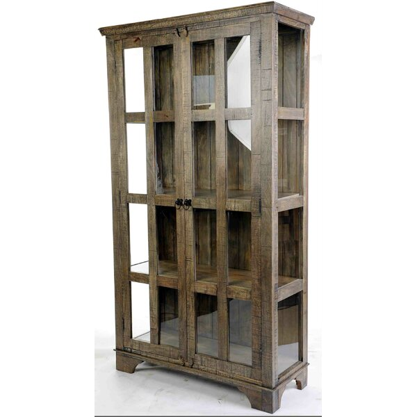 Walburn Library Standard Bookcase by Millwood Pines