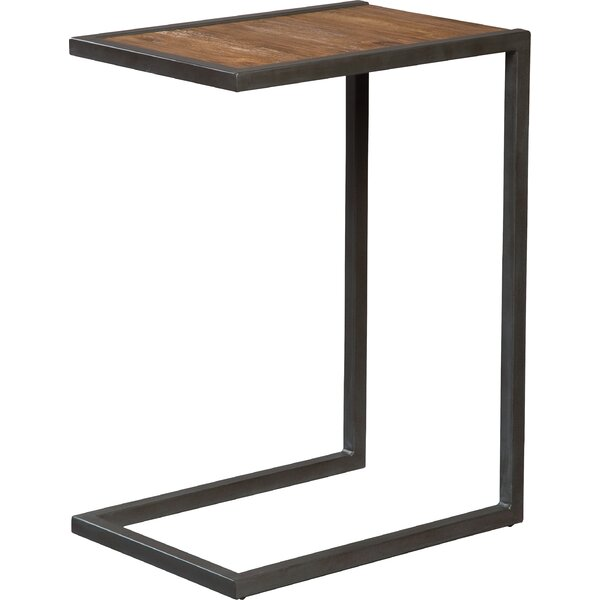 Boone Forge End Table By Fairfield Chair