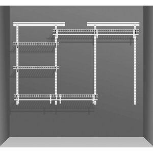 183 cm Kleiderorganisationssystem von Closetmaid