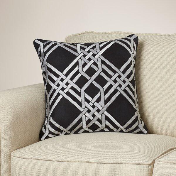 Barker Throw Pillow by Orren Ellis