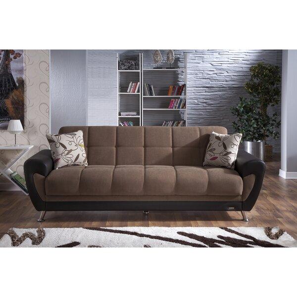 Solihull 3 Seat Sleeper Plato Sofa Bed by Orren Ellis