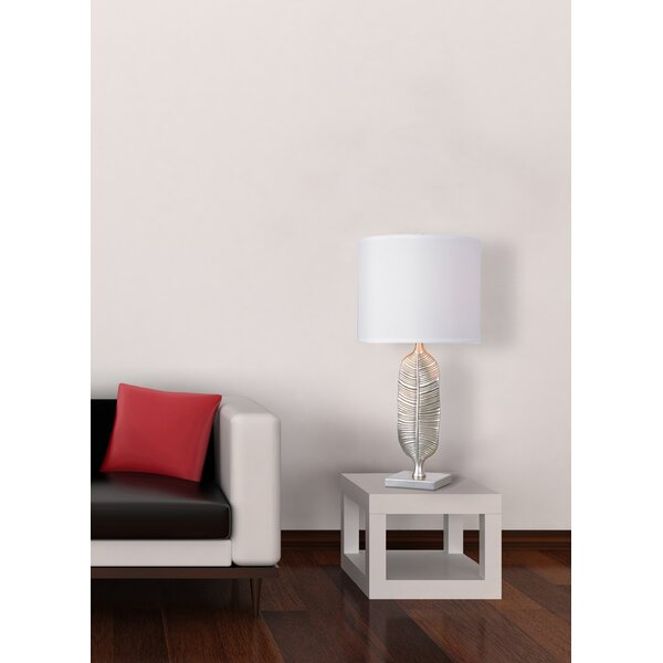 Weston Leaf 29.25 Table Lamp by Bay Isle Home