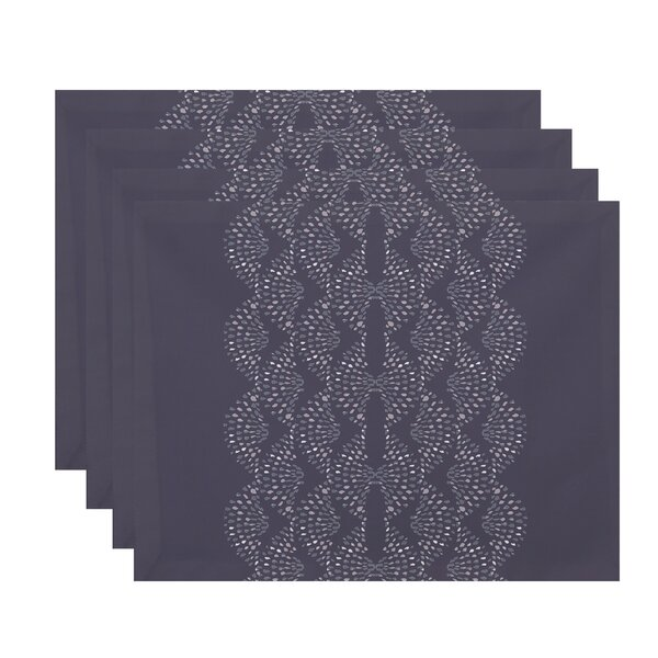 Ladwig Dotted Focus 18 Placemat (Set of 4) by Winston Porter