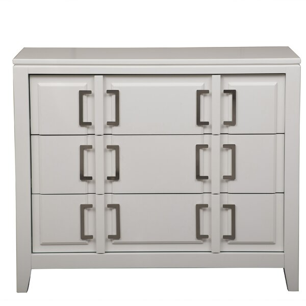 Dunsmore 3 Drawer Accent Chest by Willa Arlo Interiors