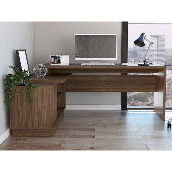 Vermont Reversible L-Shape Executive Desk