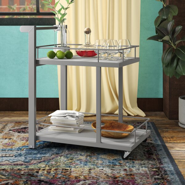 Breeze Bar Cart by Wade Logan