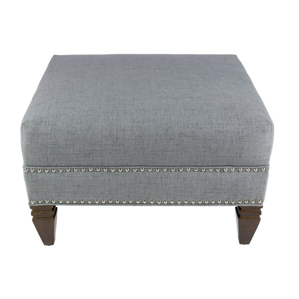 Kara Cocktail Ottoman by Darby Home Co