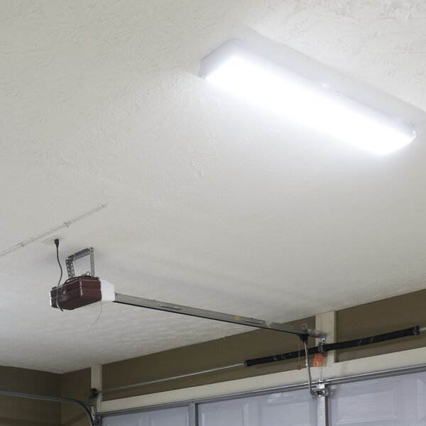 Utility 32W Narrow Wrap Linear Strip Light by Lithonia Lighting