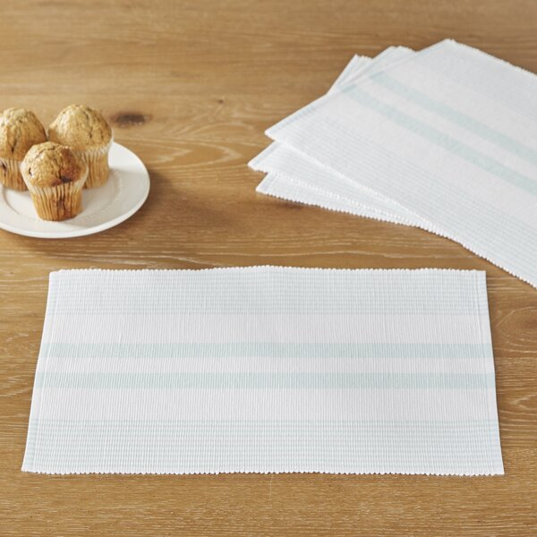 Mariana Placemats (Set of 6) by Birch Lane™