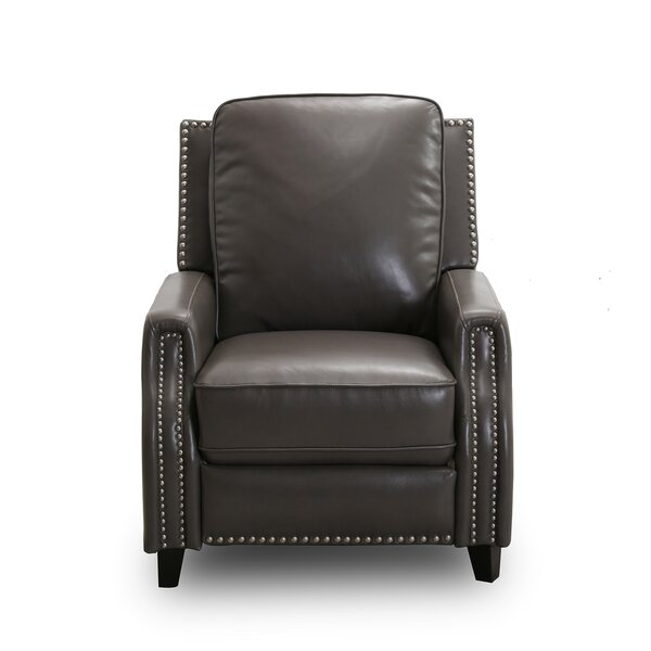 Jetmore Faux Leather Manual Recliner W003236018