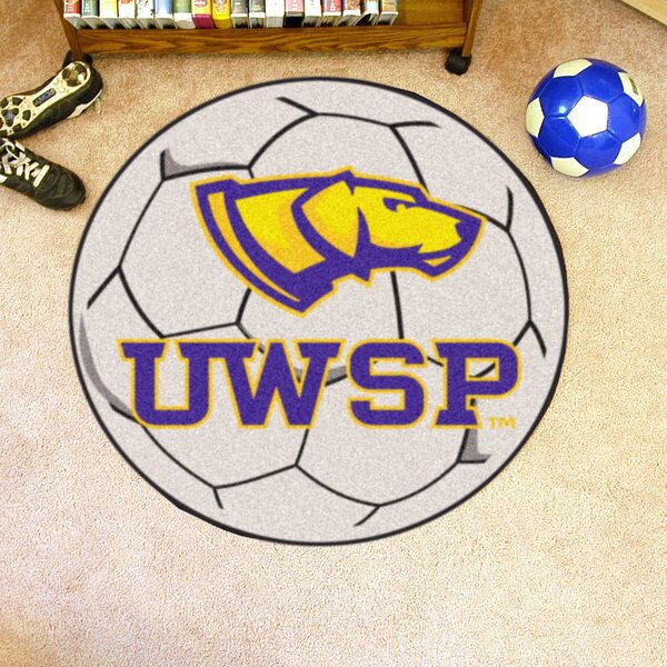 NCAA University Of Wisconsin-Stevens Point Soccer Ball by FANMATS